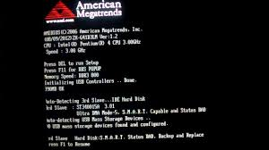 How to fix bios setting s.m.a.r.t hard disk error