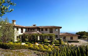 luxurious tuscan style malibu villa by paul brant williger architect mediterranean style french country