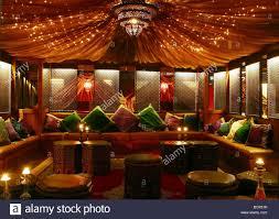 Bambu Nightclub Birmingham Moroccan Theme Interiors Bckh ...