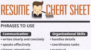 Resume Words To Use These are all the words you should use on a resumé to make your 95