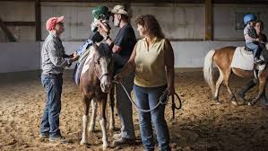 Racehorse Rescue Centre » How Equine Therapy Helps Cerebral Palsy ...