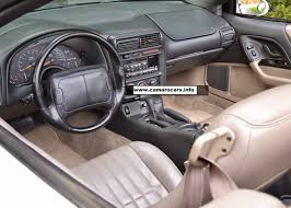 Camaro » 1997 Chevy Camaro Z28 30th Anniversary - Old Chevy Photos ...