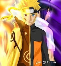 Naruto and Sasuke: the past won't come back by Feiuccia on DeviantArt