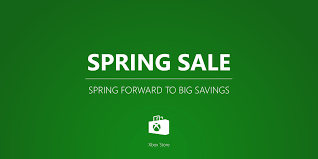 Microsoft Welcomes Spring With Over 5 000 In Xbox One And Xbox 360