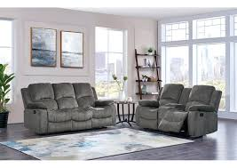 furniture outlet usa. Interesting Usa Mocha Gray Reclining Sofa W Drop Down Table And Furniture Outlet Usa Buy  Online  Mart Falls Made In The Timeless Console  Intended Furniture Outlet Usa 0