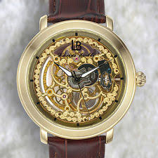 louis bolle watches parts accessories louis bolle skeleton mens watch msrp 799 99