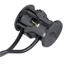 hampton bay low voltage black