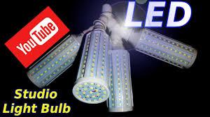Light Bulb Youtube Cheap Youtube Studio Led Lamp Bulb Review