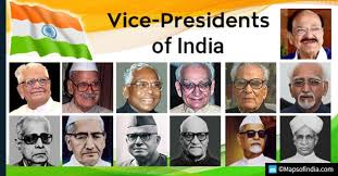 List Of Vice Presidents Of India Till Now Their Tenure