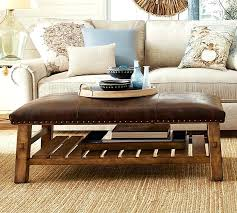 large size of nailhead coffee table tan upholstered storage bench with trim by free today