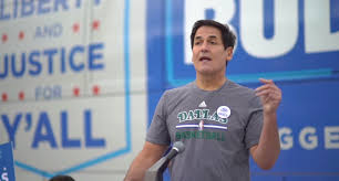 Bud Light Party Dallas Thirsty For Change Mavs Owner Mark Cuban Joins Bud Light