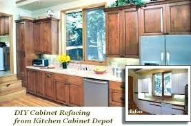 Kitchen Cabinet Resurfacing Kit Adorable Bathroom Cabinet Refacing Feralchildren