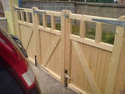bifolding driveway gates custom made to your sizes folding driveway gates o80