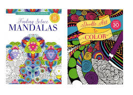 Amazon Com Coloring Books For Adults Doodle Art To Color Coloring Book Cd L