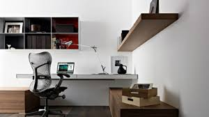 awesome office design. Charming Wall Mount Office Desk For Your Design: Rectangular Mirrored Awesome Design