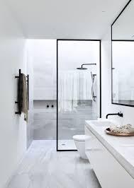 modern white bathroom ideas. Bathing Beauties: The World\u0027s Most Luxurious Showers Modern White Bathroom Ideas