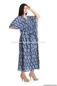 Indian Kaftan Beach Cover Up Boho Bikini Cover Long Dress Plus