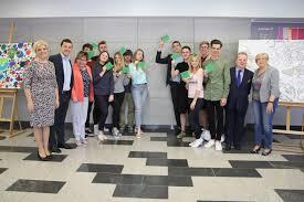 Программа Два диплома sopocka szkola wyzsza Наши студенты европеистики из Киевского Международного Университета