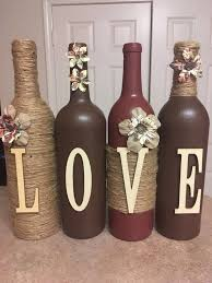 How To Make Decorative Wine Bottle Stoppers Wine bottle decor casa Pinterest Bottle Wine and Etsy 60