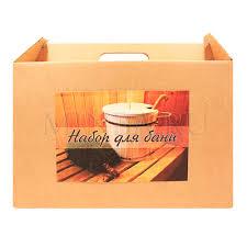Подарочные <b>наборы для бани</b> и сауны в Москве по доступным ...