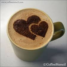 coffee heart designs. Fine Coffee Pair Of Hearts Coffee Art Design  Creative 3D Latte Pictures  Images Inside Heart Designs P