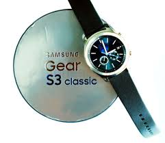 Samsung Gear S3 Classic Unboxing
