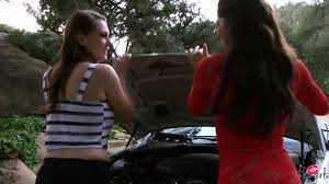 Car Trouble Turns Into Lesbian Sex EPORNER Free HD Porn Tube