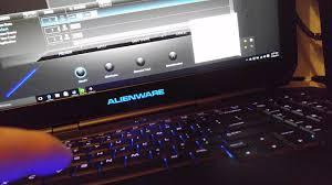 How To Turn On Alienware Desktop Keyboard Lights Hoe To Turn Alienware Led Lights Off Youtube