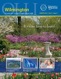 Ud Osher Wilmington Catalog Spring 2018 By University Of
