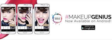 beauty l oréal paris makeupgenius app review