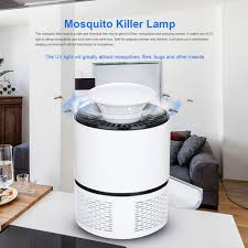 5v Usb Mosquito Killer Lamp Insect Fly Bug Zapper Trap Pest Led