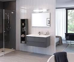 gloss gloss modular bathroom. Anthracity Gloss Pull Handle Modular. MEREWAY BATHROOMS Modular Bathroom A