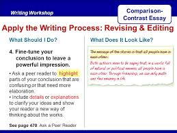 Compare And Contrast Essay On Two Friends Comparison Contrast Essay Ppt Download