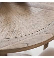mustique round extending dining table 120cm style our home