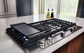 double cooktop oven frigidaire range bosch best glass inch profile kitchenaid steel slide gas thermador burner