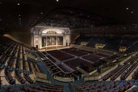 Constitution Hall Stage Restoration Daughters Of The