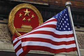 Two US citizens detained in China on human trafficking charges   Taiwan  News   2019/10/17