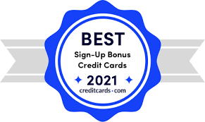 The largest bonuses typically come. Best Credit Card Sign Up Bonus Offers July 2021 Creditcards Com