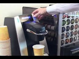 Coffee Vending Machines Canada Simple KCup Vending Machine YouTube