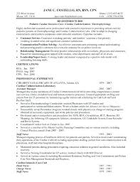 Sample Perioperative Nurse Resume Click Here To Download This ...