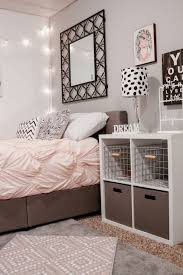 elegant bed linens with ruffle bedding and soft pillows plus cube storage on area rugs stylish teen girl