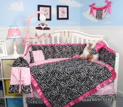 features light decor for light pink yellowbaby bedding and construct light pink zebra baby bedding