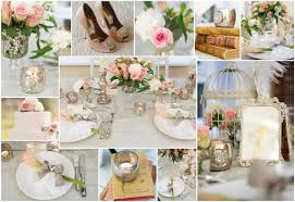 Vintage Hochzeit Dekorieren
