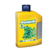 <b>Удобрение для фикусов Агрикола</b> аква, 250 мл - купите по низкой ...