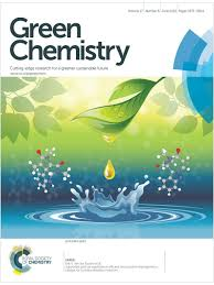 Chemistry Cover Page Designs Green Chemistry