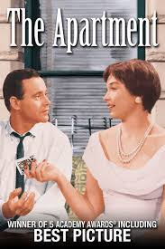 The Apartment 1960 Poster Artwork Jack Lemmon Shirley
