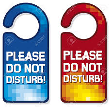 do not disturb sign for door - Thevillas.co