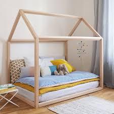 Child Bed Design Wood Wooden House Kids Bed House Frame Bed House Beds Kid Beds