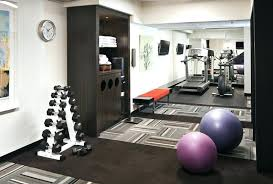 awesome home gym decor decor modern home gym design ideas