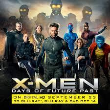 იქს ადამიანები: მომავლის წარსული დღეები  X-Men: Days of Future Past